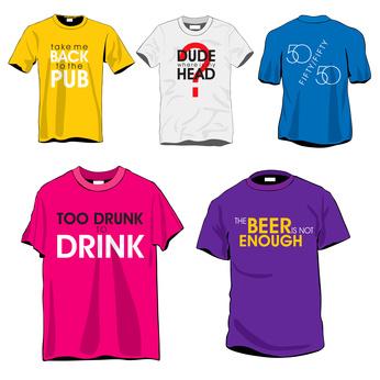 lustige Shirtsprüche