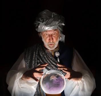 Zaubersprüche - Sprüche zum Zaubern